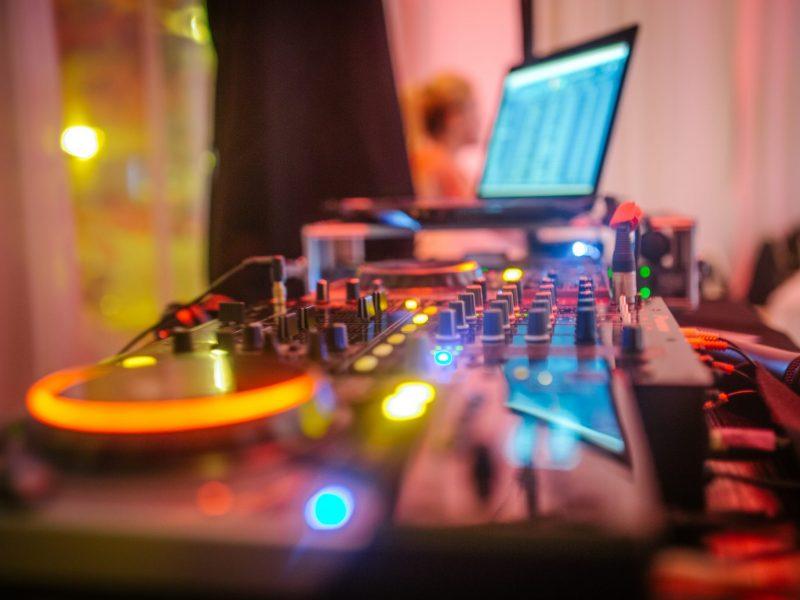 DJ-Pult