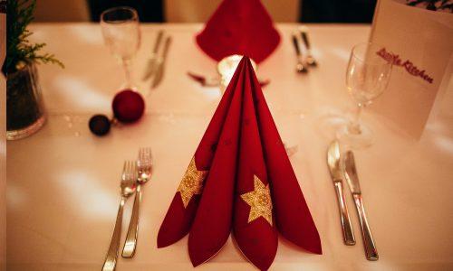 Hochzeits-Dinner